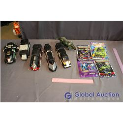 Lot of Transformers & Misc Toys