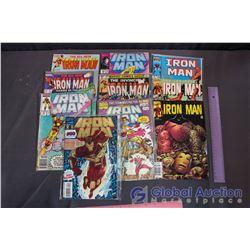 (10) Iron Man Comics