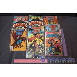 (10) Jonah Hex Comics
