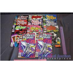 (10) Moon Knight Comics