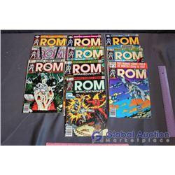(10) ROM Comics