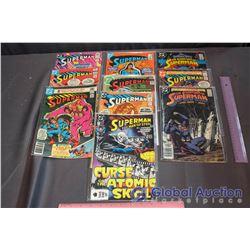 (10) Superman Comics
