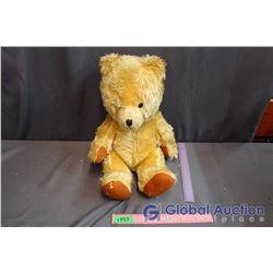 Vintage Noise Making Teddy Bear