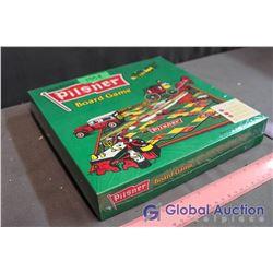 NIB Old Style Pilsner Board Game