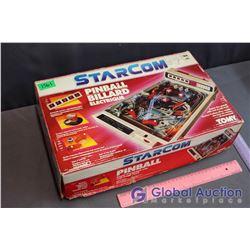 Vintage Starcom Electronic Pinball