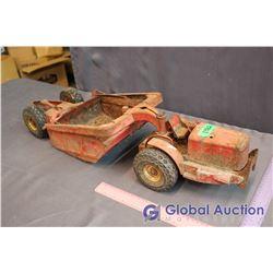 1950's Doepke Heiliner Earth Scraper Toy