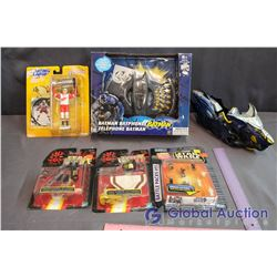 Lot of Misc NIB Toys (Batman, Star Wars)