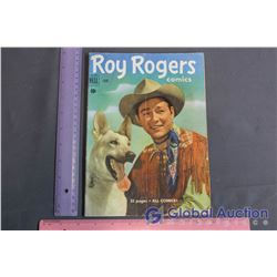 Roy Rogers Comic Book