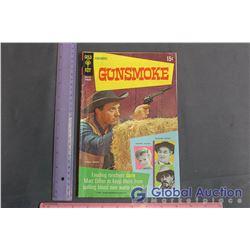 Gunsmoke Comic Book