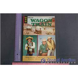 Wagon Train Comic Book