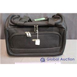 "Unused Samboro Travel Bag - 16""x10""x11"" Black"
