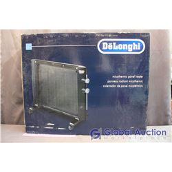DeLonghi Micathermic Panel Heater, Like New