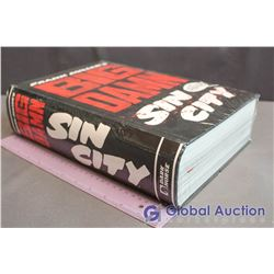 Frank Miller's Big Damn Sin City Hardcover, New And Sealed