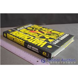 The Deluxe Edition Of Watchmen Hardcover, New And Sealed