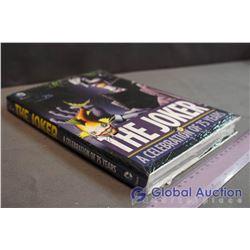 The Joker Celebration Hardcover, New And Sealed