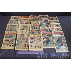 Lot of Vintage Comics