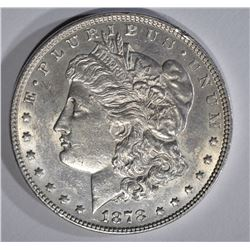 1878 7TF REV. 78 MORGAN DOLLAR AU/BU