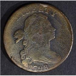 1798 LARGE CENT, FINE