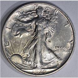 1920-S WALKING LIBERTY HALF DOLLARS  CH AU