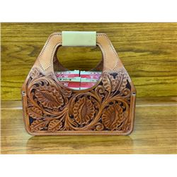 Custom Made Shotgun Shell Box Carrier w/ custom design work