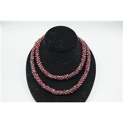 Garnet Bracelet or Neckless