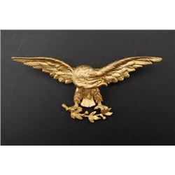 "A 18K Gold ""Eagle"" Brooch"