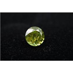 Rare Russian Demantoid Gemstone
