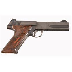 Colt Match Target .22 Pistol