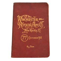 Winchester Repeating Arms 1911 Catalog No. 77