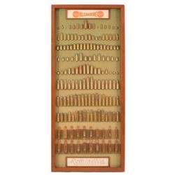 Remington UMC Kleanbore Bullet Board
