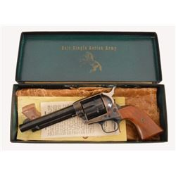 Colt Model 1873 Single Action .357 Mint In Box