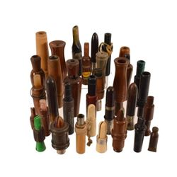 Collection Of Over 80 Vintage Duck Calls