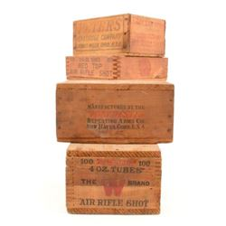 Winchester Air Rifle BB Gun Ammo Crates