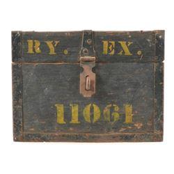Railway Express Strong Box