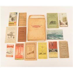 Aermotor Windmill Advertising Catalogs & Pamphlets