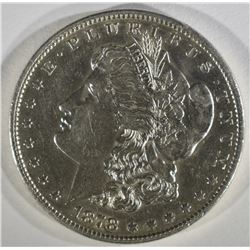 1878 8 TF MORGAN DOLLAR AU