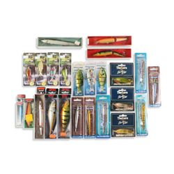 Mixed Lot of Fishing Lures