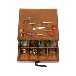 Parts Lures and Box