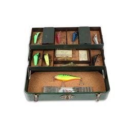 Inglis Box with Assorted Baits