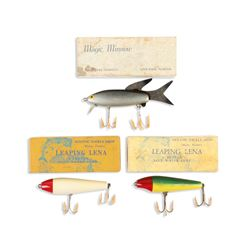Leaping Lena Lures and Magic Minnow