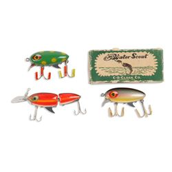 Water Scout Lures