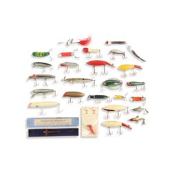 Group of 27 Fishing Lures
