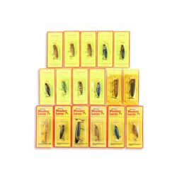 Gilmore Genuine Wooden Lures