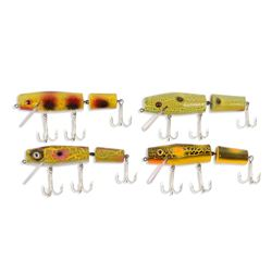 Jointed Woodie Musky Lures