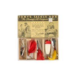 Tony's Tackle Box