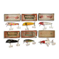 Dealer Box of Pflueger Minnows