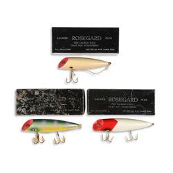 Rosegard Salmon Plugs