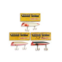 Wallace Highliner Plugs