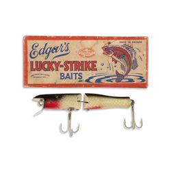 Lucky Strike Walleye Minnow