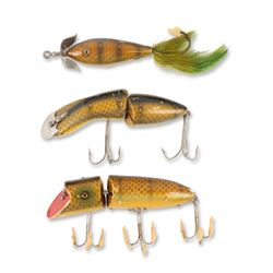 Heddon Pike Scale Lures